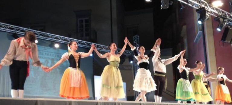 Grande successo per il primo Galà Internazionale di Danza di Pozzuoli