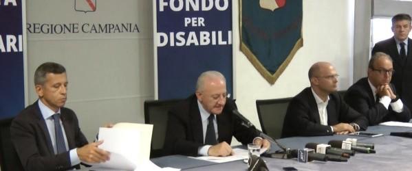 """Dalla Regione fondi per i disabili, il Csv Napoli: """"Segnale importante"""""""