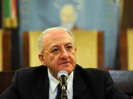 """Caso De Luca, il governatore: """"Ignobile aggressione per condizionare il voto"""""""