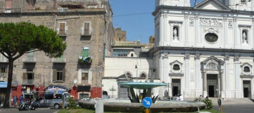 piazza san ciro portici