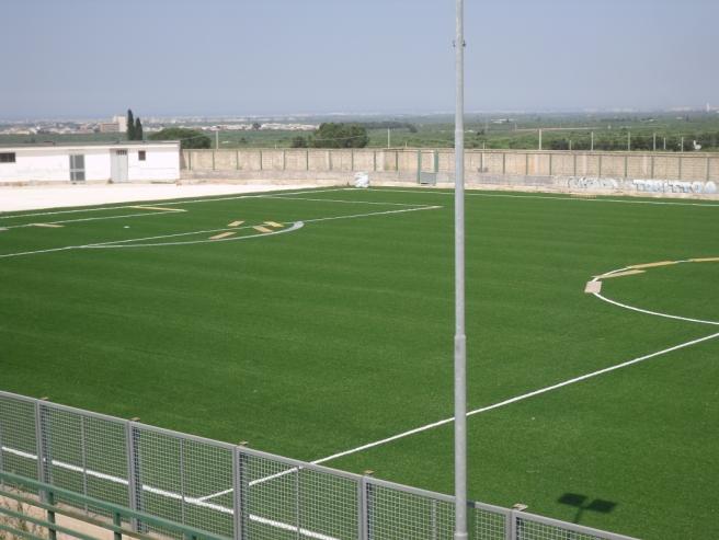 Stadio europa via al bando per l 39 affidamento del campo for Campo sportivo seminterrato