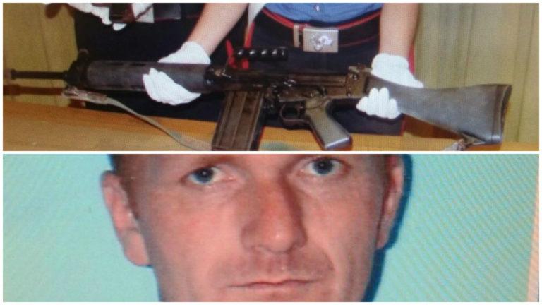 Omicidio Anatoliy, mitra e pistole nella Cisternina. Fermati in Calabria due giovani