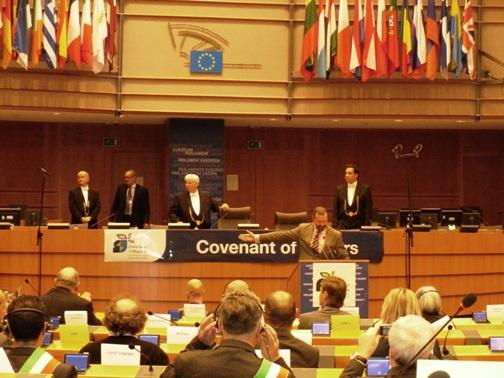 Patto dei Sindaci a Bruxelles