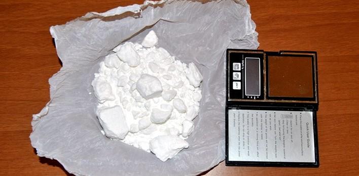 cocaina - bilancino di precisione