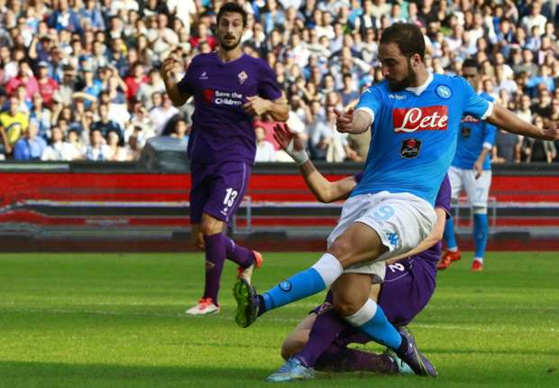 Campionato di serie A: il Napoli vede la vetta della classifica