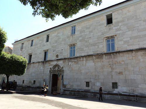 Nola – Reggia degli Orsini