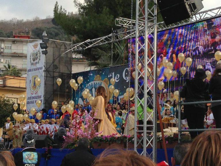 Carnevale Palmese, venerdì la presentazione dell'edizione 2016