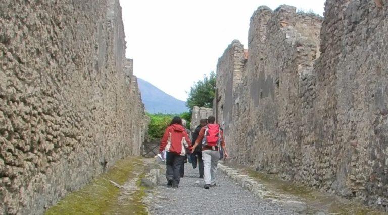 Prima passeggiata archeologica vesuviana, sulle orme di Augusto