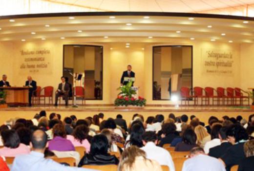 Rafforziamo la nostra fede in Geova, il tema dell'assemblea di Forchia (BN)