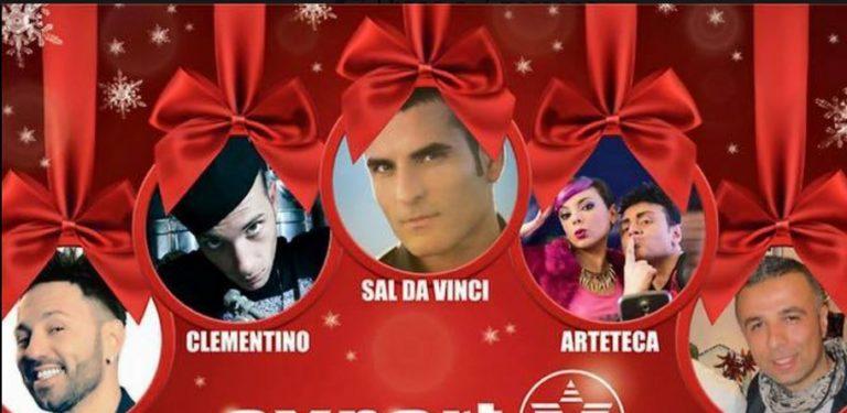 Capodanno pomeridiano a Nola con Da Vinci, Clementino, gli Arteteca,  Sepe e Manganiello