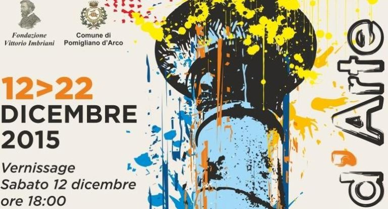 Eventi Natalizi, vernissage promosso dalla Fondazione Imbriani e Comune