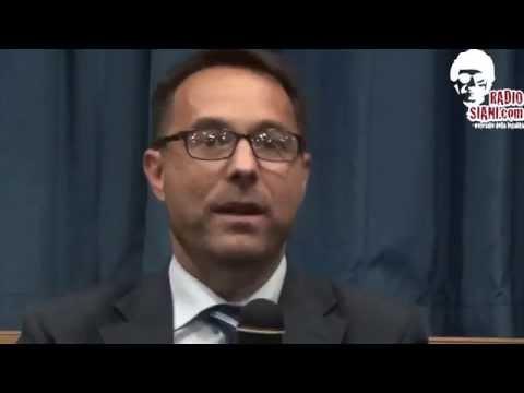 Radio Siani e Antiracket: Cittadinanza onoraria al pm Pierpaolo Filippelli