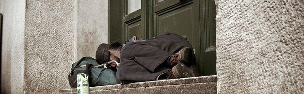 Emergenza freddo, a Nola un tetto per chi dorme per strada
