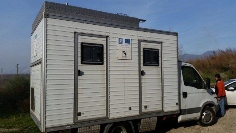 Polveri sottili, a Casamarciano installata centralina Arpac per il monitoraggio