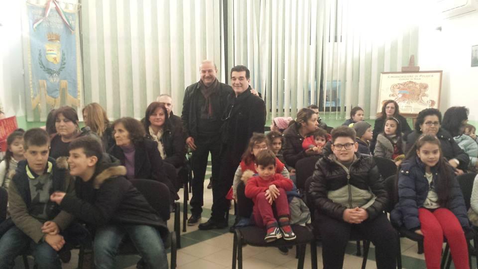 """Grandi e piccini in festa con """"La Befana … vien ridendo"""" a Polvica"""
