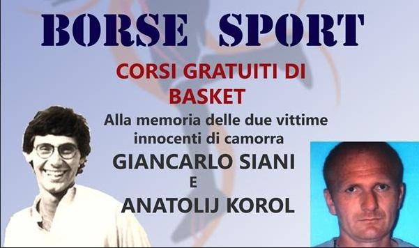 Borse sport in nome di Siani e Korol a San Vitaliano e Scisciano
