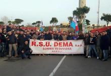 """Dema, Manfredi: """"Vertenza chiusa, il Governo salva 99 lavoratori"""""""