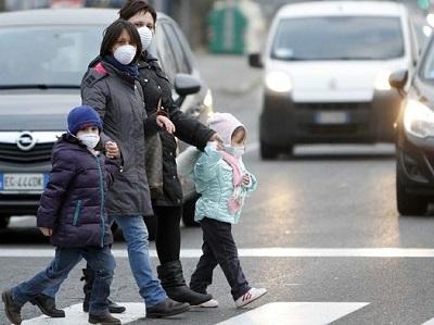 peggioramento della qualità dell'aria