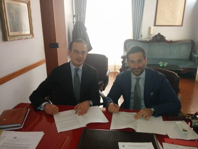 Accordo Cercola-Pollena, telecamere contro lo sversamento dei rifiuti