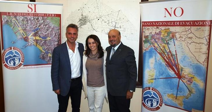 sindaco capasso-convivenza vesuvio