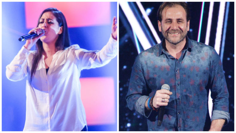 The Voice. Viviana Buonomo di Pomigliano e Enrico Bernardo di Nola superano le Blind Audition
