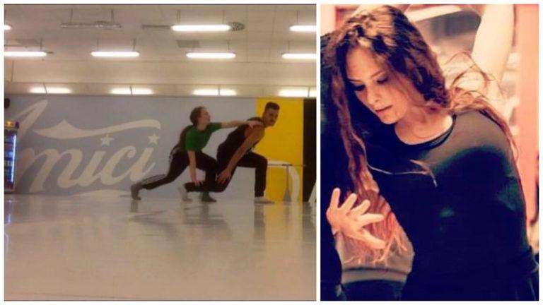 Ballerina sommese danzerà da professionista al serale di Amici