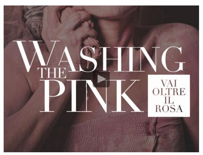 """""""Vai oltre il rosa"""", dubbi sulle campagne per la lotta del cancro al seno"""
