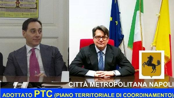 PTC: i consiglieri Iovino e Troncone incontrano sindaci del nolano