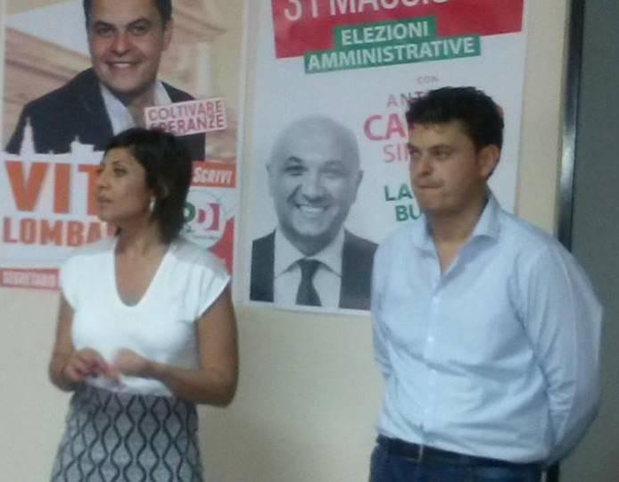 Vito Lombardi candidato per il Coordinamento ANCI Giovani Campania