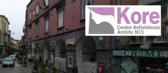 Nasce il centro antiviolenza Kore a Marano