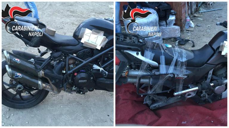 Apriti sèsamo: moto e scooter rubati per 1mln di euro: 6 arresti
