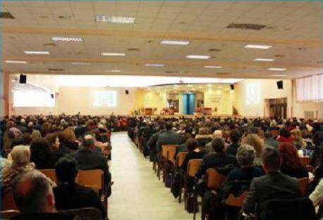 Testimoni di Geova, in 2000 a Forchia per l'annuale assemblea