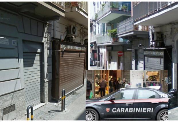 Saviano. Rapina gioielleria Acierno: tre arresti