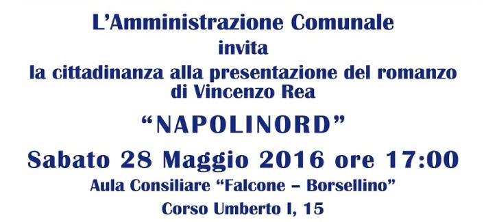 Napoli Nord, il romanzo esordio di Vincenzo Rea