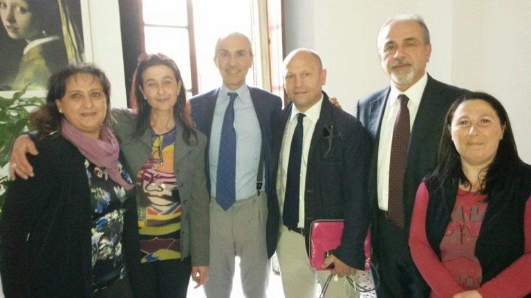 Parlati (Pd), con Marco Di Lello, incontro con docenti infanzia