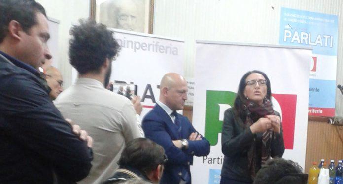 parlati con valente a ponticelli - campagna elettorale comunali napoli 2016