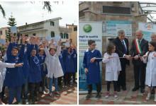 Saviano. Inaugurata con gli alunni la Casa dell'Acqua