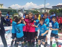 Calcio giovanile: al via il II Trofeo D'Alterio Group