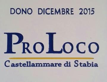 Pro Loco di Castellammare. Il 28 consegnate all'ospedale le attrezzature donate