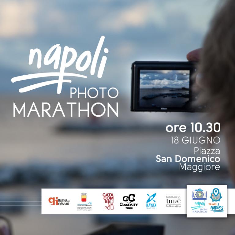 Napoli Photo Marathon, maratona fotografica alla scoperta di Napoli