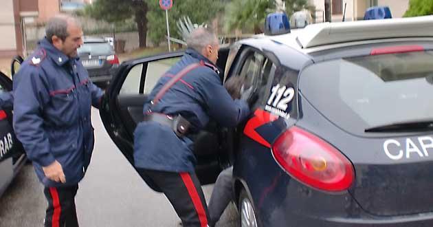 s. gennaro arresto carabinieri