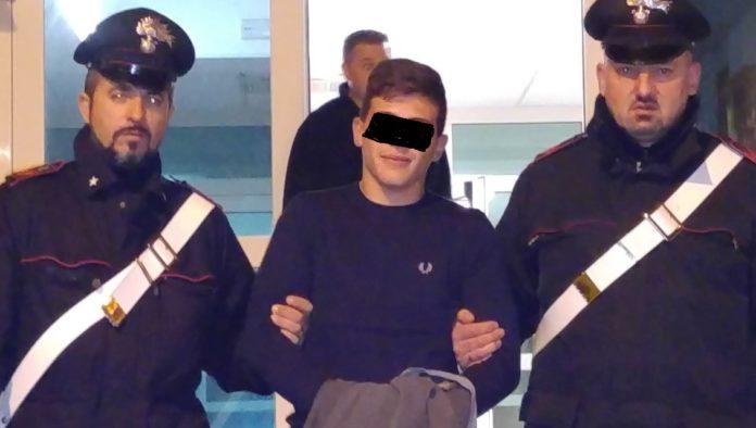 arresto rapina