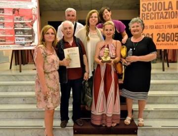 """Festival del Teatro Amatoriale, incetta di premi perla """"Quadrifoglio"""""""