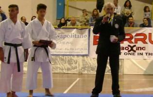 Ottaviano, al via il campionato regionale di karate