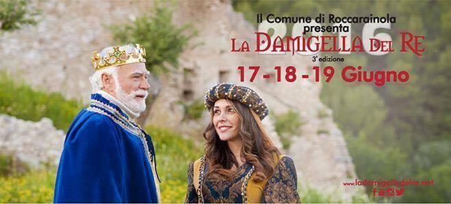 """Roccarainola. Tutto pronto per """"La Damigella del Re"""""""