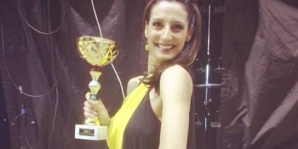 E' sommese la campionessa italiana di body building della Ipf