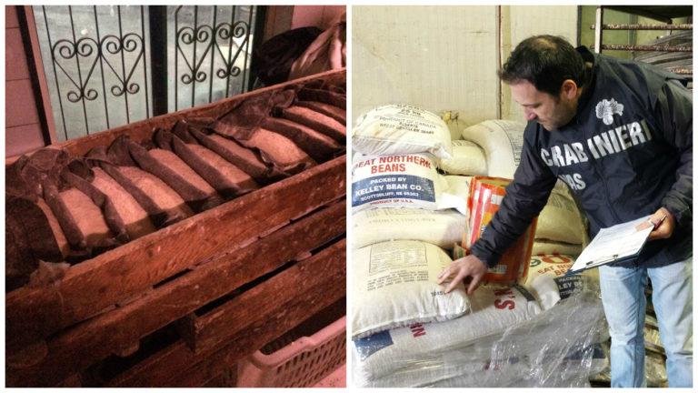 """""""Pane cotto a legna"""" con rifiuti speciali: sequestro per 150mila euro"""