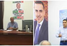 Luciano Manfellotti e Andrea Viscovo, ballottaggio senza appoggi Pd e 5Stelle