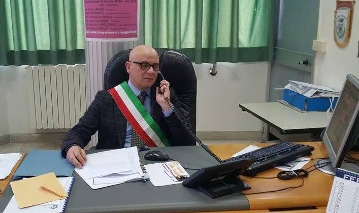 Andrea Manzi sindaco casamarciano