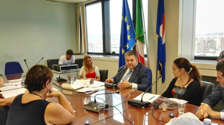 """Mocerino: """"Ok della giunta regionale su beni confiscati per l'uso di fondi Ue"""""""